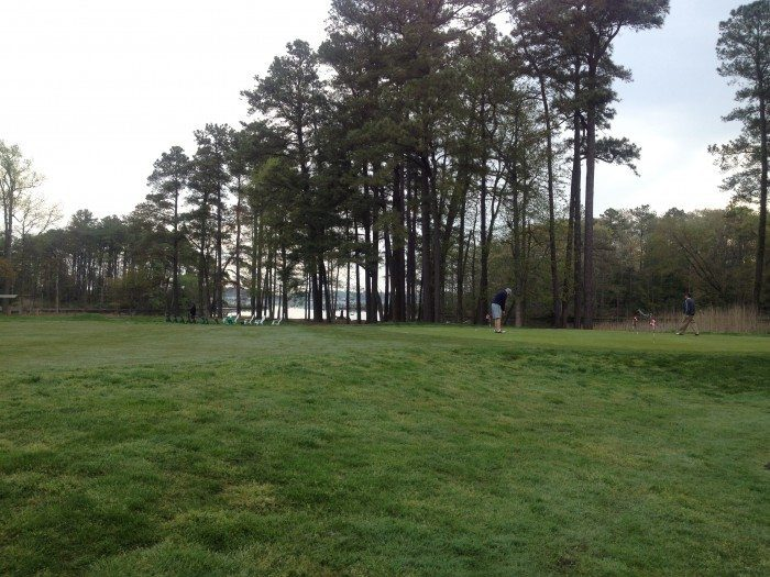 Nice Shot! Golf and the Deepening of Relationships